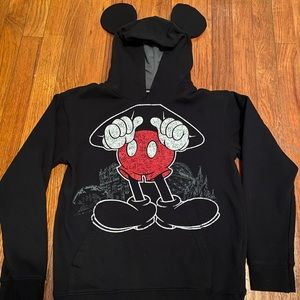 Disney World - Disney Parks Mickey Mouse Hoodie